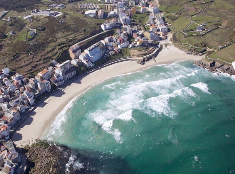 Casa rural A Canteira Visita malpica en la costa da morte A coruña Galicia